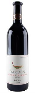 Hermon Mount Hermon Red 2014 750ml